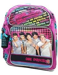 Backpack - One Direction - Pink Guitar (16 School Bag)