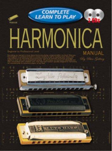 Harmonica Progressive (CP69238 - Progressive Complete Learn to Play Harmonica Manual)
