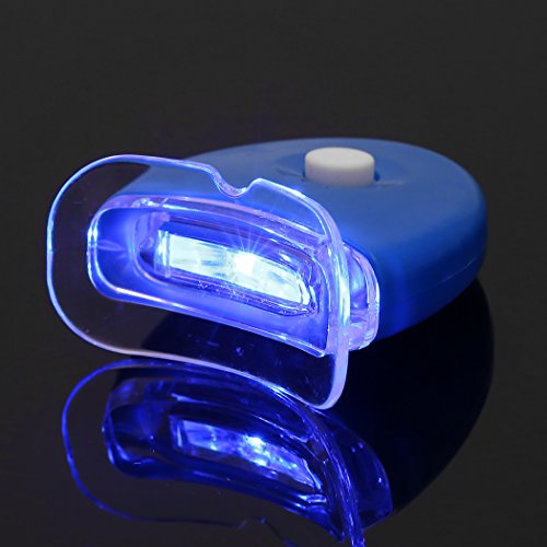 Meharbour Portable LED Light Tooth Whitening Device Handheld Professional Teeth Whitening Light by Meharbour (Image #3)