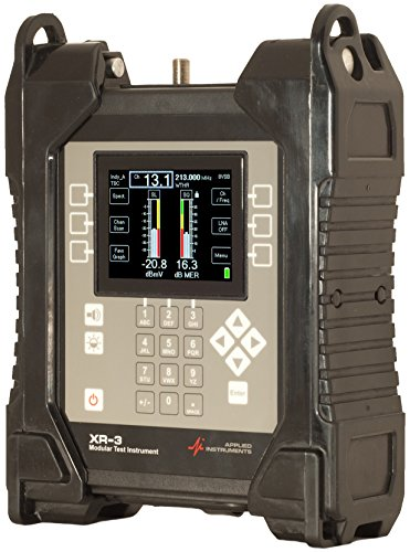 Applied Instruments XR-3W Modular Test -