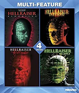 Hellraiser Collection [Blu-ray]