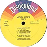 Mickey Mouse Disco 2504- 1979 - Disco 70s Music - 12