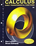 img - for Bundle: Calculus: Early Transcendental Functions, Loose-leaf Version, 6th + WebAssign Printed Access Card for Larson/Edwards' Calculus: Early Transcendental Functions, 6th Edition, Multi-Term book / textbook / text book