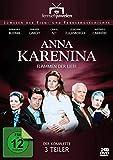 Anna Karenina - Flammen der Liebe (Alle 3 Teile) (2 DVDs)