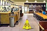 Alpine Industries Pop-Up Wet Floor Sign - Heavy