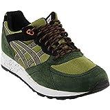 ASICS Gel Lyte Speed Retro Running Shoe, Olive/Duffle Bag, 9 M US