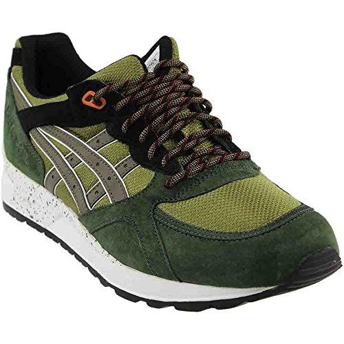 ASICS Gel Lyte Speed Retro Running Shoe, Olive/Duffle Bag, 9 M US by ASICS
