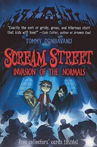 book cover of Invasion of the Normals