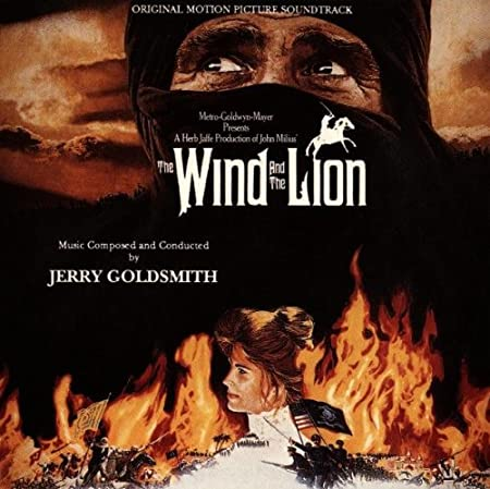 The Wind And The Lion 1975 Film