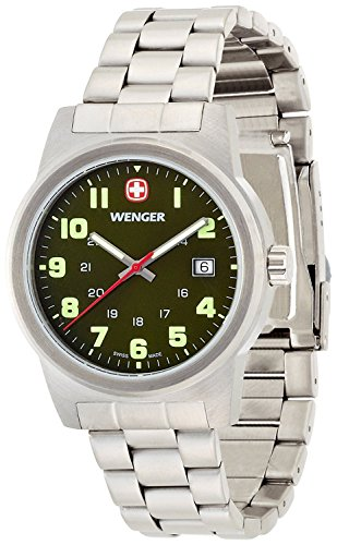 WENGER watch Field Classic 01.0441.103 Men's [regular imported goods]