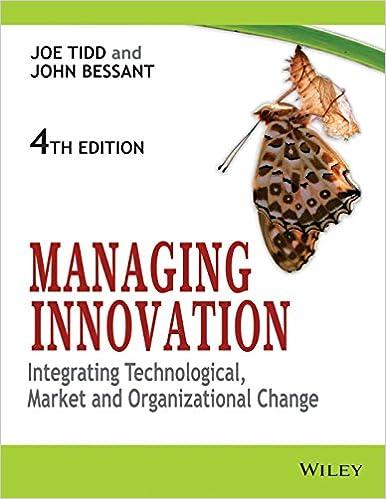 Managing Innovation Joe Tidd Pdf