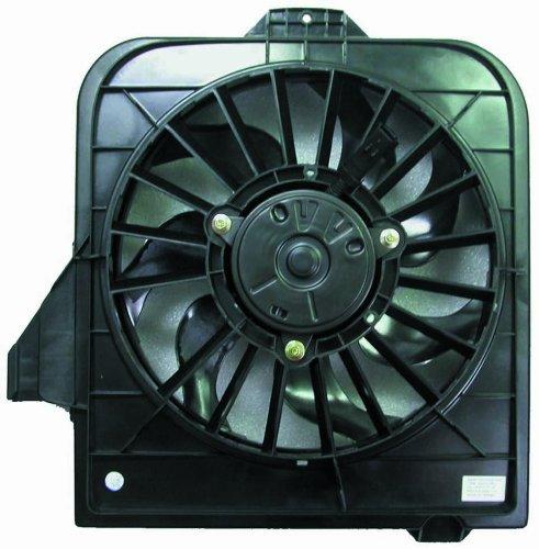 (Depo 334-55015-102 Radiator Fan Assembly)