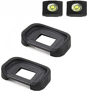 T3i T2i visor ocular para cámara Canon EOS Rebel T7 T7i T6i T6s T6 T5i T5 T4i T3i T2i T1i XSi XTi XT SL3 SL2 SL1 (2 unidades)