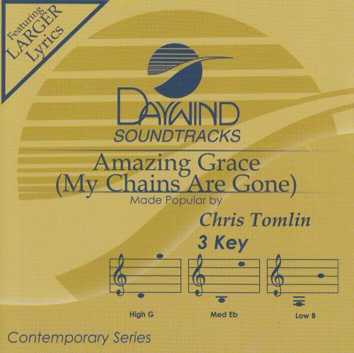 Amazing Grace (My Chains Are Gone) [SINGLE] [Accompaniment/Performance Track] (Best Amazing Grace Performance)