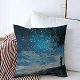 Glowing Moonlight Cushion