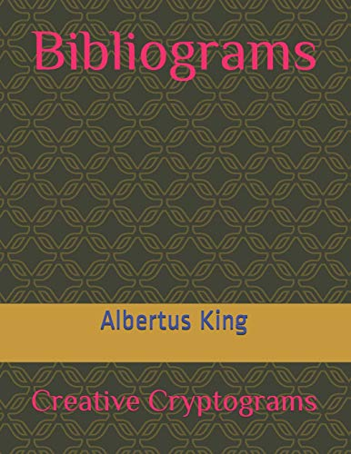 Pdf Entertainment Bibliograms: Creative Cryptograms