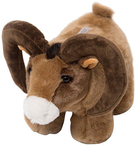 Carstens Plush Bighorn Sheep Kids Coin Bank ()