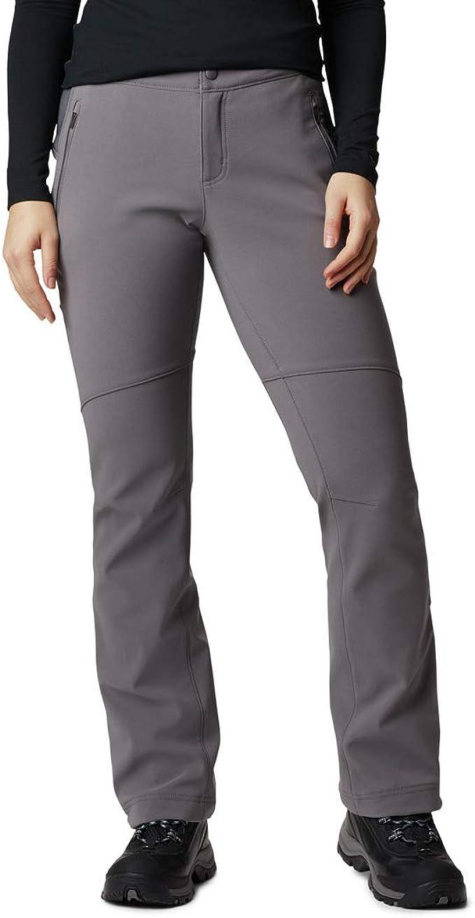 Columbia Back Beauty Passo Alto - Pantalones térmicos de Senderismo para Mujer Mujer