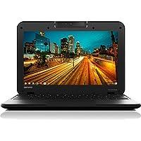 Lenovo N22 80SF001FUS 11.6 Chromebook (Intel Celeron N3060 Dual-core 1.60 GHz, 4GB RAM, 16GB eMMC, Chrome OS) (Certified Refurbished)