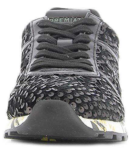 Black D 3313 Lucy Premiata Vincente Sneaker Award OwXZqA5