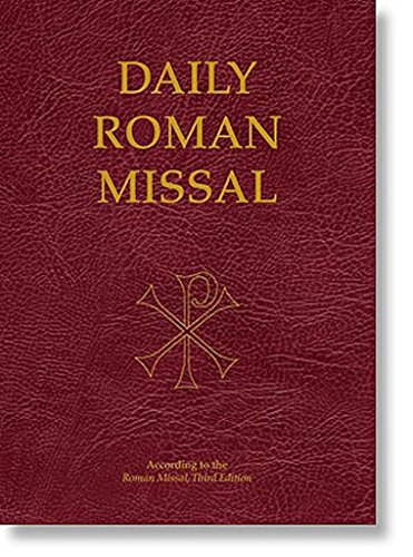 Church Supply, Daily Roman Missal - 3rd Edition by AT001