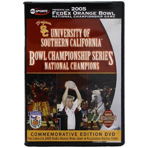 2005 FedEx Orange Bowl National Championship Game - University of Southern California by