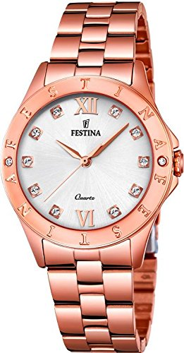 Festina Boyfriend F16926/A Wristwatch for women Classic & Simple