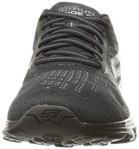 Skechers Performance Herren Go Run Ride 6 Laufschuh Schwarz