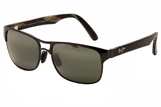 Maui Jim funda Mens gafas de sol polarizadas – colgar diez h29620 a – BRONCE wayfa