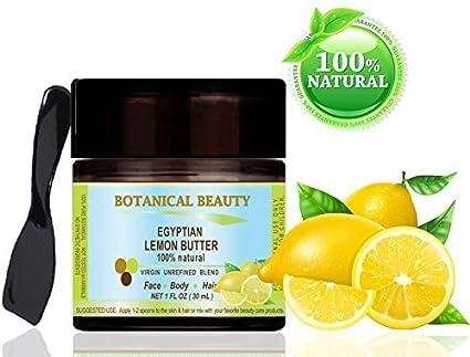 'Limón Mantequilla ägyptischen Natural 100%/Extracto 100% puro Planta. Virgin