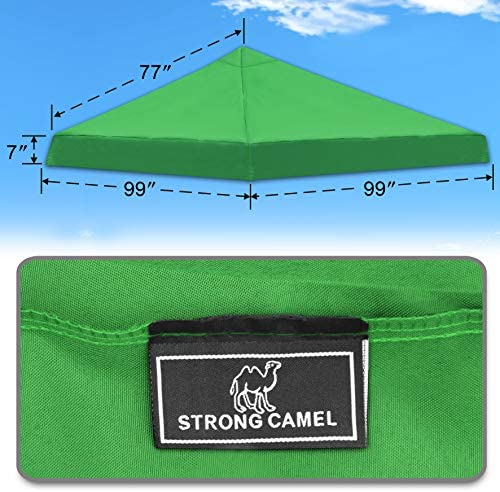 Strong Camel Canopy Replacement Top 8'X8' Canopy Cover