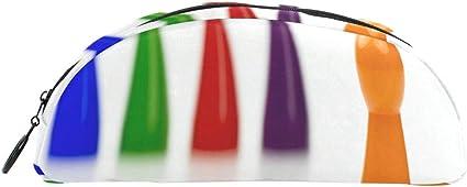 Bolígrafo Organizador de juegos de mesa Juego de mesa Peones Cooperación Bolso organizador Estuche de lápices Bolso Bolsa Cremallera Para estudiantes Clase Niños Niños Niñas Escuela Bolso de plumas: Amazon.es: Oficina y