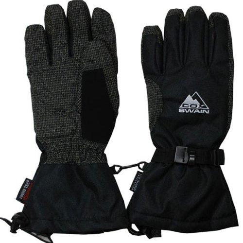 COX SWAIN Men Finger Handschuhe Grip Kevlar Thinsulate Youngtec mit Innenhandschuh, Größe: XL (10-10,5)