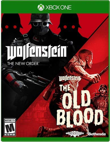 Wolfenstein: The Two-Pack - Xbox One [video game]
