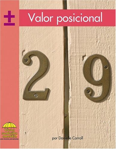 Download Valor posicional (Yellow Umbrella Spanish Fluent Level) (Spanish Edition) PDF