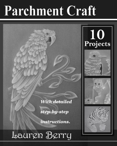 Parchment Craft: Embossing Art (Volume 1)
