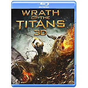 Wrath of the Titans (3D Blu-ray) (2012)