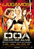 Doa Dead Or Alive [2006] (Import Movie) (European Format - Zone 2)