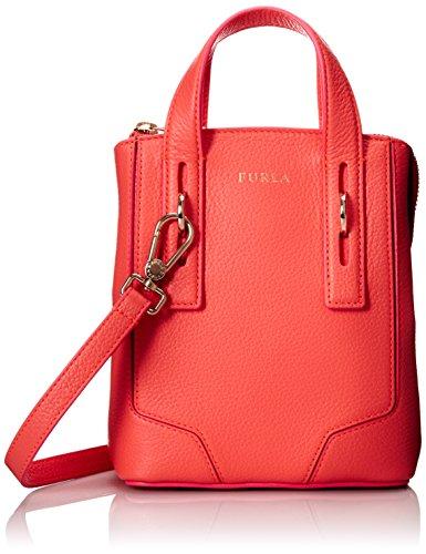 Mini Bag Body Bright Perla Cross Furla Neon Orange 4nz5qw1