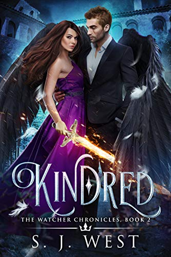 Kindred (Book 2, The Watcher Chronicles)