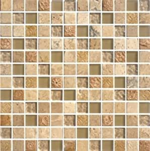 travertine wall tiles kitchen glass tile and travertine with resin kitchen 6363