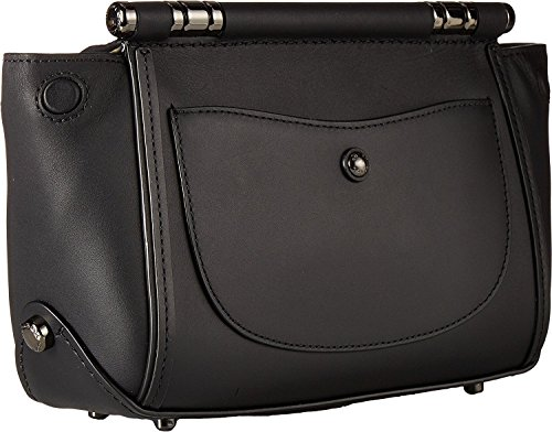 Crossbody Black Dk Snake Womens Drifter COACH Chalk Genuine xpw1AInq0