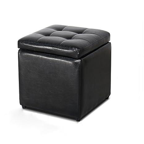 Amazon.com: Taburete para zapatos Gaixia-Sofa, taburete de ...