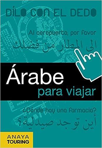 árabe Para Viajar Frase Libro Y Diccionario De Viaje