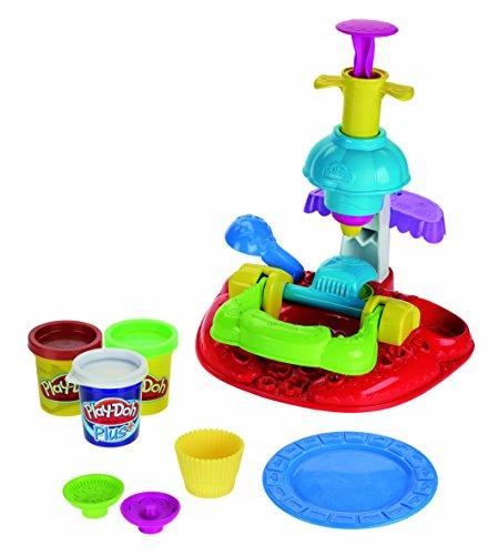 Hasbro Plates - Hasbro Play Doh Flip N Frost Cookies
