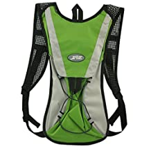 Heng Heng - WOLFBIKE Cycling Backpack Bicycle Bike MTB Road Motorcycle Cycle Sport Bag Hiking Hydration Backpack Packsack 2L Light - HNG-BG-SPT-000291
