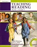 Teaching Reading Pre-K to Grade 3 W/CD-ROM, Elish-Piper, Laurie and Johns, Jerry, 0757528015
