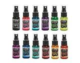 spray paint bundle - Ranger Dylusions Shimmer Spray Bundle - 12 Bottles, 1 fl oz