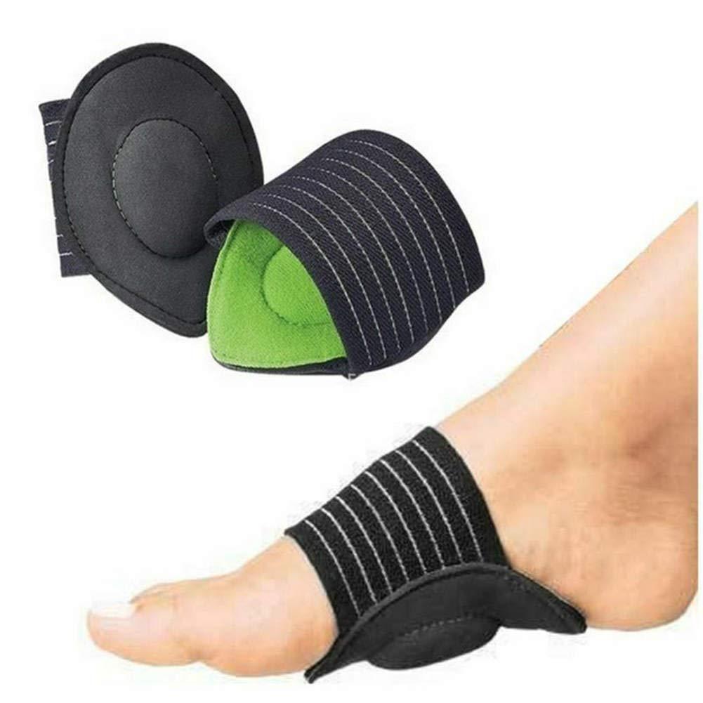 Men Women Insole Foot Care Foot Massage Insole Arch Support Plantar Fasciitis Heel Feet Cushion Fallen Heel Pain Gel Anti-Fatigue Insole