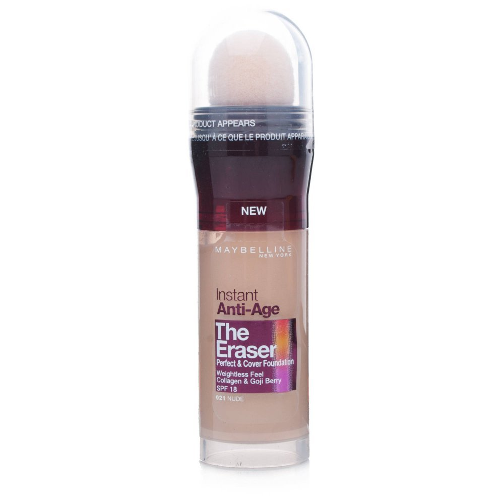 Gemey Maybelline Instant Anti-Age Foundation 20 Clear Beige 3600530671380